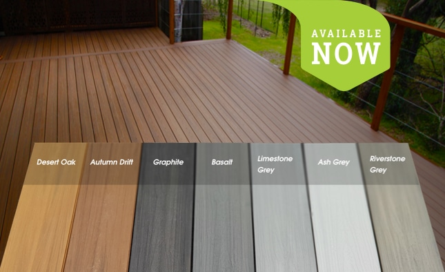 Wood decking boards that allow you to design the perfect wood deck